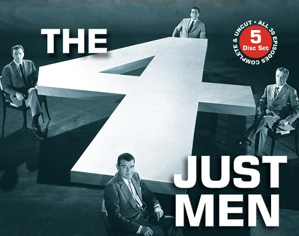 The 4 Just Men