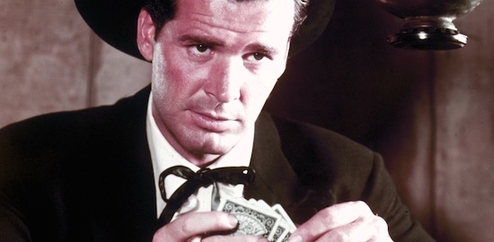 James Garner as Maverick